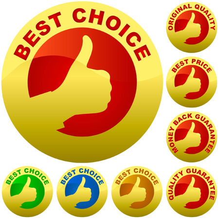 verify: Set of best choice labels