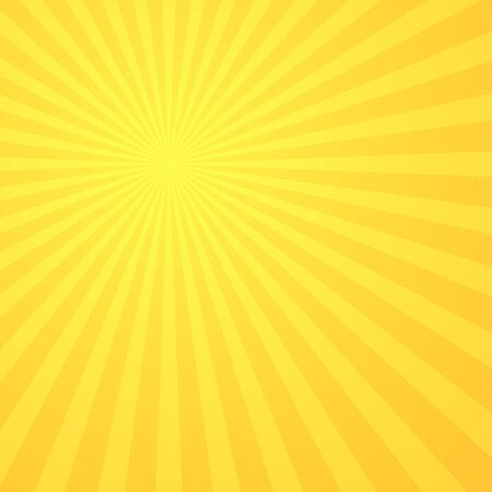 Sunburst abstract.   Vector