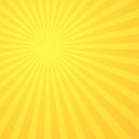 Sunburst abstract. Stock Vector - 6577360