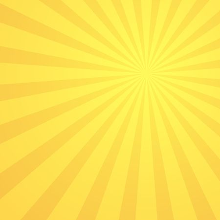radial: Sunburst abstract background