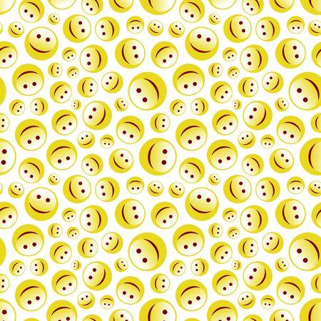 cordialit�: Modello senza soluzione di continuit� con il sorriso viso.