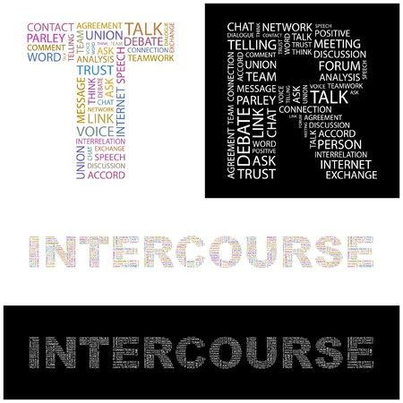 Word collage. illustration. Stock Vector - 6919460