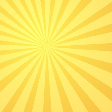 sunbeams: Sunburst abstract background