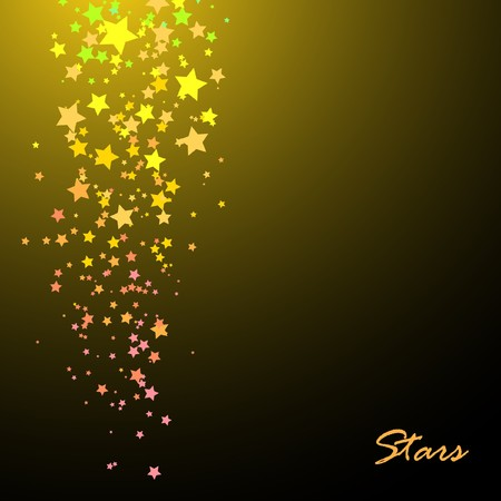 star product: creative background for business