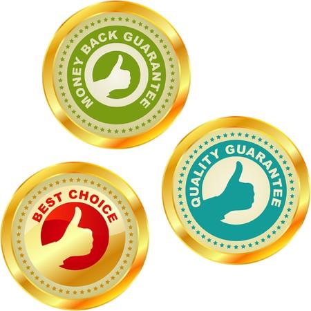 guaranree:  guarantee label set