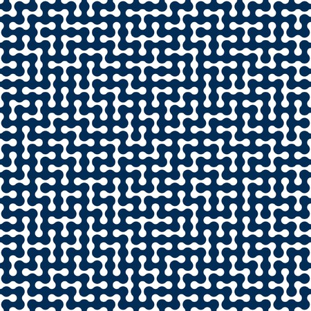 Maze. Seamless pattern.  illustration.   Vector
