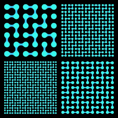 Maze. illustration. Stock Vector - 7203146