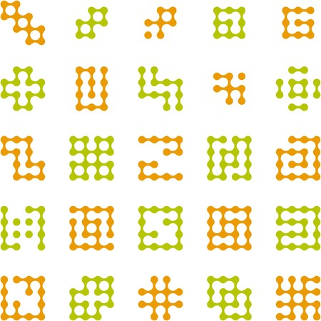 Vector pictogram. Design element set.   Vector