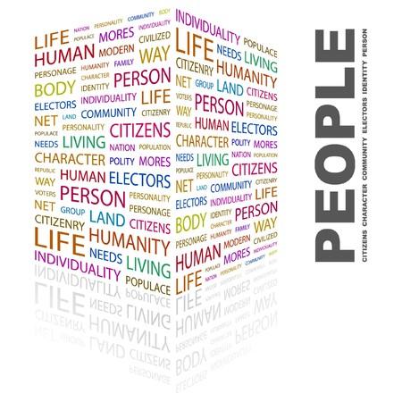 citizenry: PERSONAS  Vectores