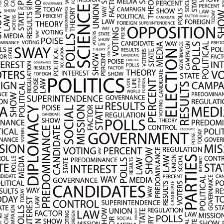 POLITICS. Stock Vector - 7383363