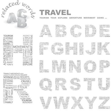 swatch book: TRAVEL