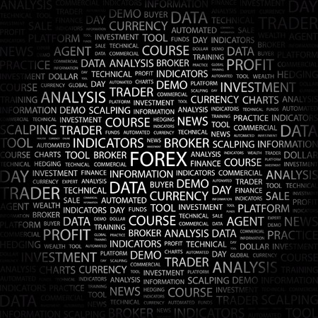 FOREX  Stock Vector - 7383416