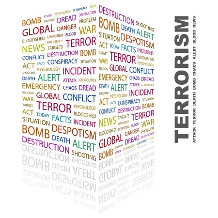 patriot act: TERRORISM