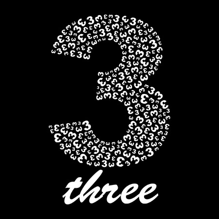 number three: Three