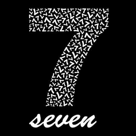 numerical: Seven