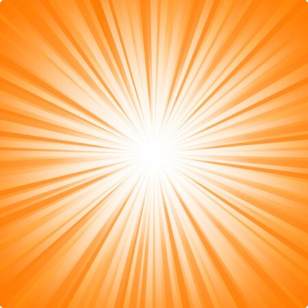 sunrays: Sunburst abstract background