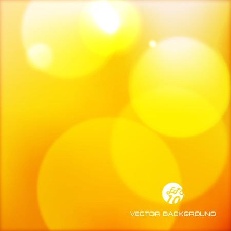 EPS10 Sunny abstract background.  illustration.    Vector