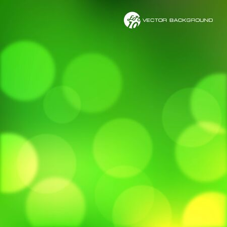 Green abstract   background.    Stock Vector - 7491410
