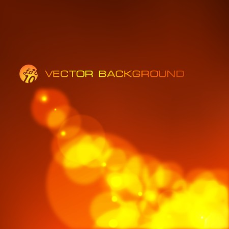 illustration. Abstract background. Vector
