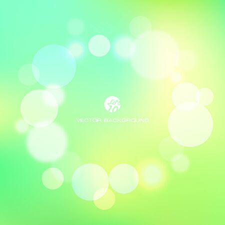 Green abstract   background. Stock Vector - 7491364