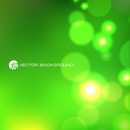 Green abstract   background. Stock Vector - 7491404