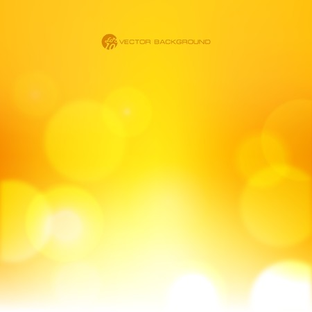 Sunny abstract background.   illustration.    Vector