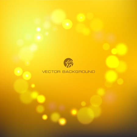 Sunny abstract background.  illustration. Stock Vector - 7491367