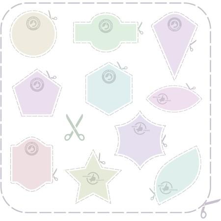 hyphen: forbici con linee di taglio modelli tra cui scegliere
