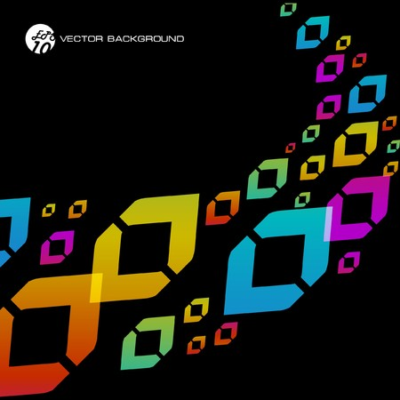 abstract background. EPS10   Stock Vector - 7534212
