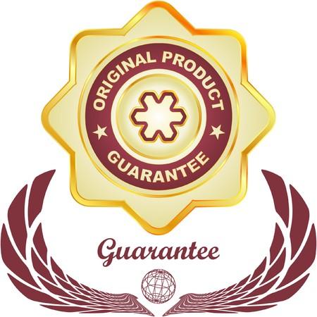 guaranree:   guarantee label.