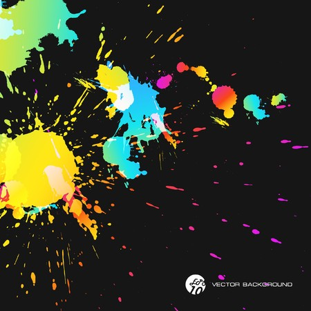 Colorful abstract background. EPS10   Vector