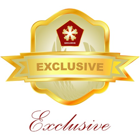 offer icon: Exclusive emblem.