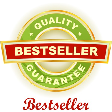 best products: Bestseller emblem.