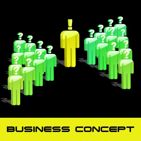 Question concept. Stock Vector - 7800782