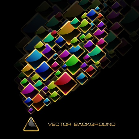 visual effect: Abstract background.