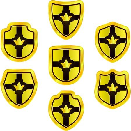 panoply: Set of heraldic symbols
