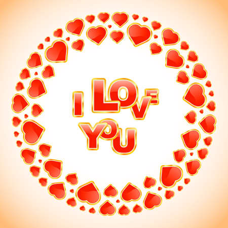 Love message. photo