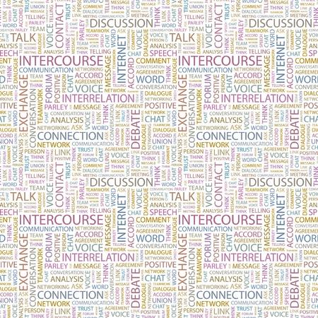 parley: RELACIONES SEXUALES. Fondo transparente de vector. Ilustraci�n Wordcloud. Ilustraci�n con t�rminos de asociaci�n diferente.