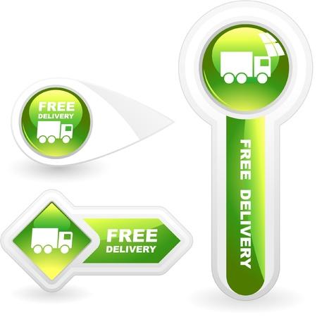delivering: Elementos de entrega gratuita en venta
