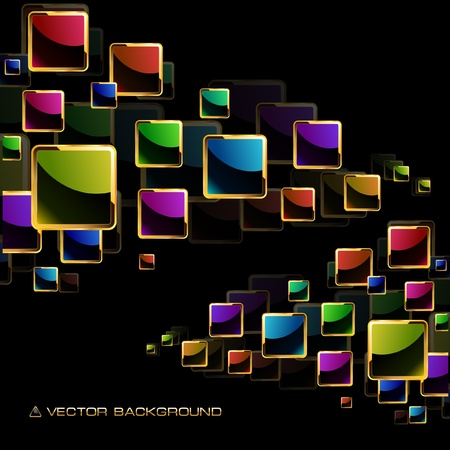 topaz: Abstract background. Vector illustration.   Illustration