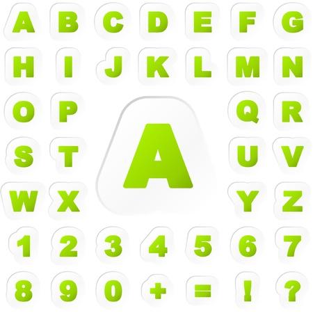 abc book: ABC. Vector alphabet for design.