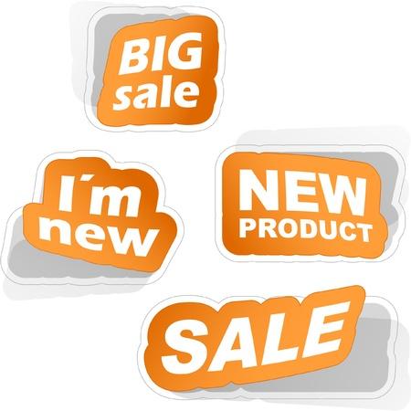 assurance: Sticker set for sale