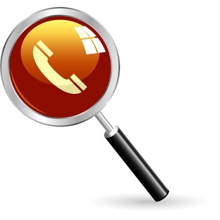 Phone. Stock Vector - 9392469