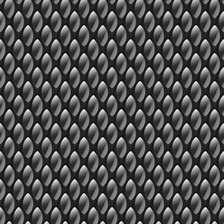 tile roof: Piastra senza soluzione di continuit�. Illustrazione vettoriale.