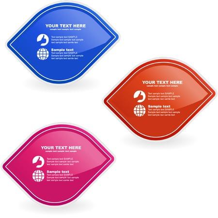 Various sale design elements Stock Vector - 9392530