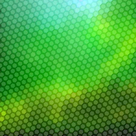 bright ideas: Green abstract