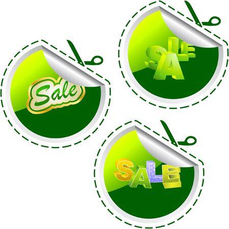 procent: set of web elements for sale