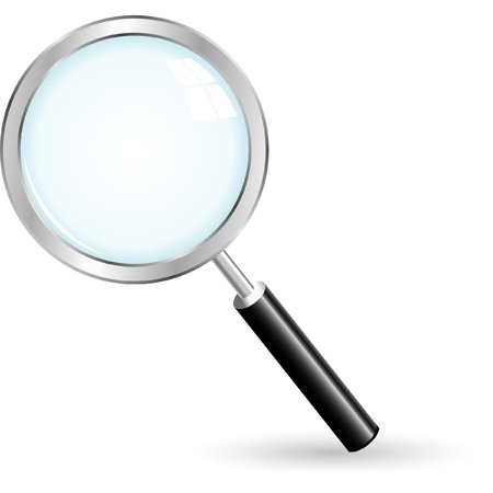 review site: Search icon.