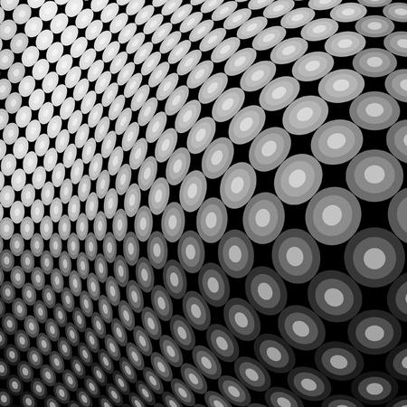 geometria: Fondo de mosaico abstracto. Ilustraci�n vectorial.