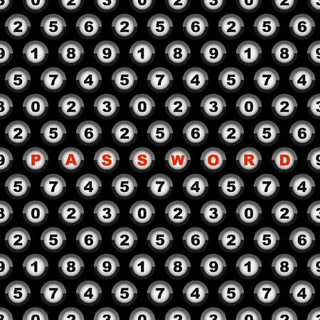 sixth form: CONTRASE�A. Fondo transparente.